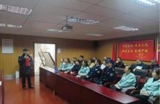 消防安全周主题活动——消防安全培训(演练)